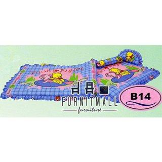 ชุดผ้าปูที่นอน SATIN BABY รุ่น B14