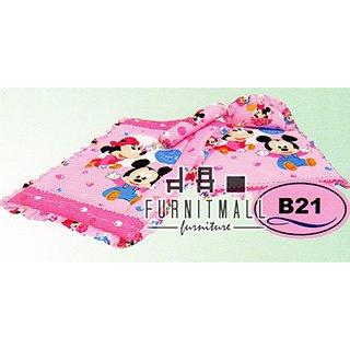 ชุดผ้าปูที่นอน SATIN BABY รุ่น B21