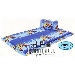 ชุดผ้าปูที่นอน SATIN PICNIC รุ่น C093