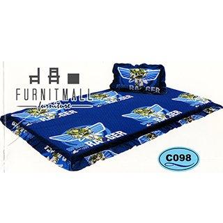 ชุดผ้าปูที่นอน SATIN PICNIC รุ่น C098