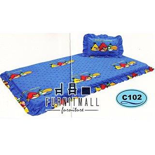 ชุดผ้าปูที่นอน SATIN PICNIC รุ่น C102