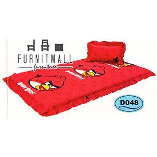 ชุดผ้าปูที่นอน SATIN PICNIC รุ่น D048