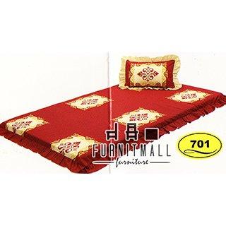 ชุดผ้าปูที่นอน SATIN PICNIC รุ่น 701