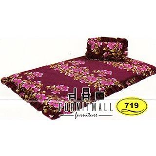 ชุดผ้าปูที่นอน SATIN PICNIC รุ่น 719