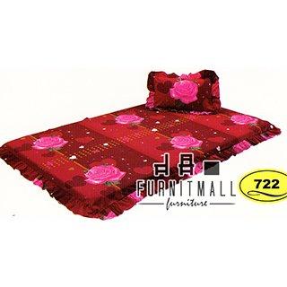 ชุดผ้าปูที่นอน SATIN PICNIC รุ่น 722