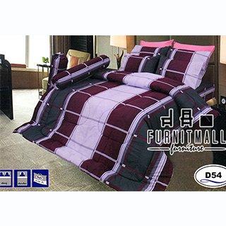ชุดผ้าปูที่นอน SATIN รุ่น D54