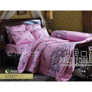 ชุดผ้าปูที่นอน Jessica รุ่น C993
