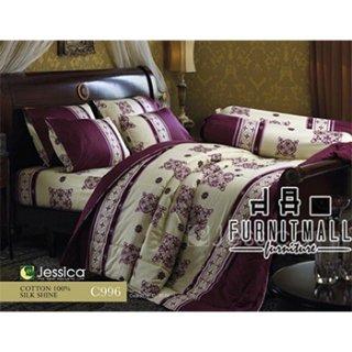 ชุดผ้าปูที่นอน Jessica รุ่น C996