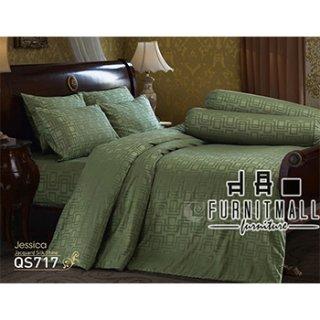 ชุดผ้าปูที่นอน Jessica รุ่น QS717