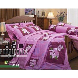 ชุดผ้าปูที่นอน Jessica รุ่น J174