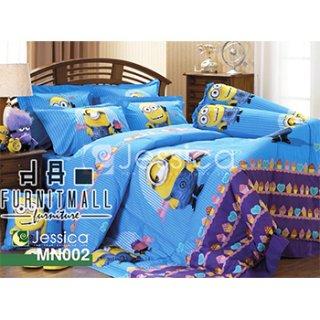 ชุดผ้าปูที่นอน Jessica รุ่น MN002