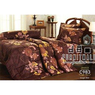 ชุดผ้าปูที่นอน Jessica รุ่น C983-2
