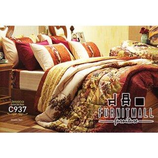 ชุดผ้าปูที่นอน Jessica รุ่น C937