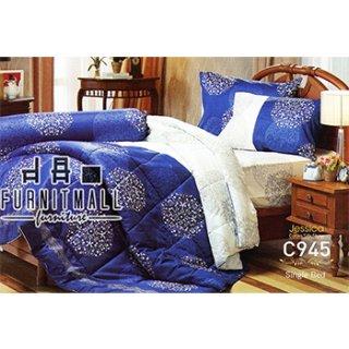 ชุดผ้าปูที่นอน Jessica รุ่น C945