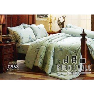 ชุดผ้าปูที่นอน Jessica รุ่น C963