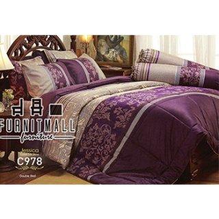 ชุดผ้าปูที่นอน Jessica รุ่น C978