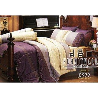 ชุดผ้าปูที่นอน Jessica รุ่น C979
