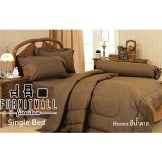 ชุดผ้าปูที่นอน Jessica รุ่น J-BROWN2