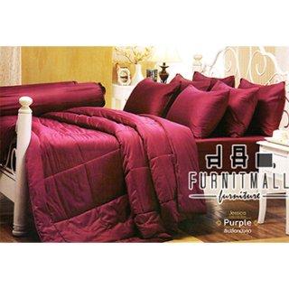 ชุดผ้าปูที่นอน Jessica รุ่น Purple