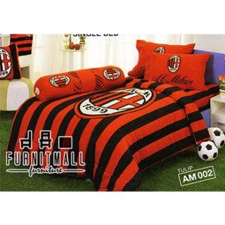 ชุดผ้าปูที่นอน TULIP รุ่น AM002 Single