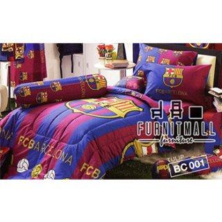 ชุดผ้าปูที่นอน TULIP รุ่น BC001 Single