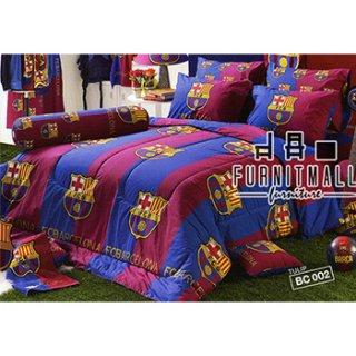 ชุดผ้าปูที่นอน TULIP รุ่น BC002 Double
