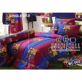 ชุดผ้าปูที่นอน TULIP รุ่น BC002 Single
