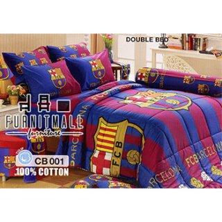 ชุดผ้าปูที่นอน TULIP รุ่น CB001 Double