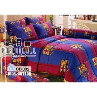 ชุดผ้าปูที่นอน TULIP รุ่น CB002 Double