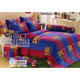 ชุดผ้าปูที่นอน TULIP รุ่น CB002 Single