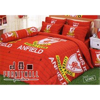 ชุดผ้าปูที่นอน TULIP รุ่น LI001 Double