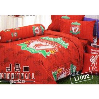 ชุดผ้าปูที่นอน TULIP รุ่น LI002 Single