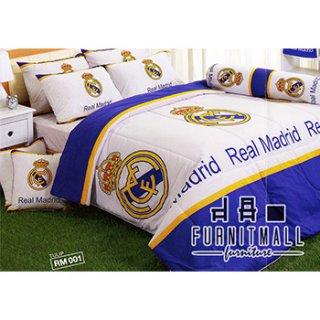 ชุดผ้าปูที่นอน TULIP รุ่น RM001 Double