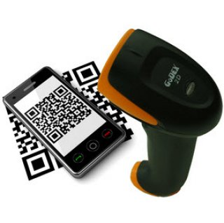 Barcode Reader GS550 2D