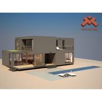 บ้านน็อคดาวน์แบบตากอากาศ MS-19