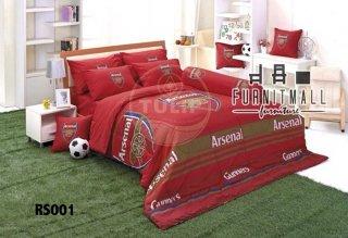 ชุดผ้าปูที่นอน TULIP รุ่น RS001