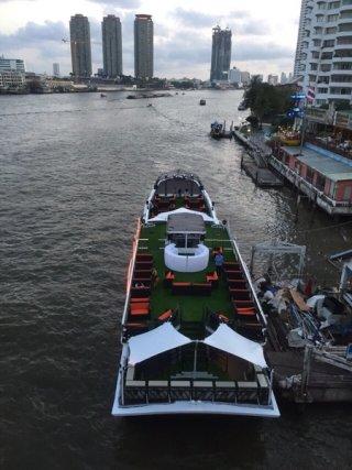 ทริปล่องเรือ กรุงเทพฯ