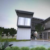 รับออกแบบบ้านกำหนดพื้นที่ใช้สอย