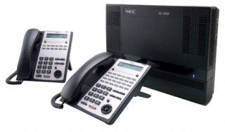 ตู้สาขาโทรศัพท์ NEC รุ่น SL1000