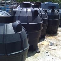 ถังบำบัดน้ำเสียพลาสติก PE รุ่น DCPE - 1300