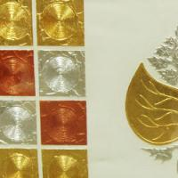 ภาพมงคล เสริมดวง ฮวงจุ้ย ขนาด 60 x 120 ซม.