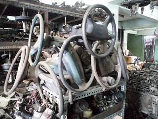 Used Spare Parts from Japan