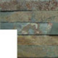 หินกาบดำอินเดีย Green Rusty Slate