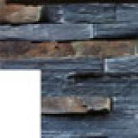 หินกาบดำสนิมเปลือกไม้ Black Rusty Slate