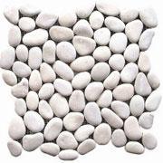 หินโมเสคผิวธรรมชาติ White Ocean