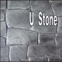 พื้นคอนกรีตพิมพ์ลาย (U Stone)