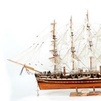 เรือสำเภา จำลองA3