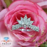 แหวนมงกุฎุ เจ้าหญิง (Tiara)