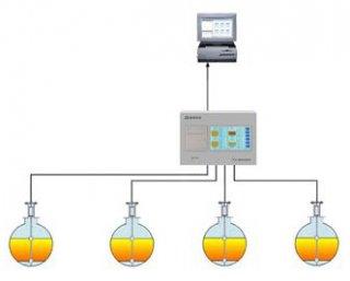 ไม้วัดอิเล็กทรอนิกส์วัดระดับน้ำมันในถังน้ำมัน