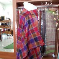 ผ้าโสร่ง รวมสี หางกระรอก สวย สวย